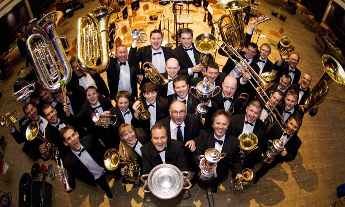 Desford Colliery Band